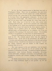 Page 16, 1895 Edition, Washington College - Pegasus Yearbook (Chestertown, MD) online yearbook collection