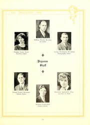 Page 15, 1929 Edition, Washington College - Pegasus Yearbook (Chestertown, MD) online yearbook collection