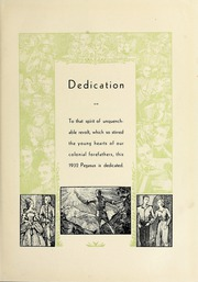 Page 9, 1932 Edition, Washington College - Pegasus Yearbook (Chestertown, MD) online yearbook collection