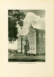 Page 14, 1935 Edition, Washington College - Pegasus Yearbook (Chestertown, MD) online yearbook collection