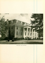 Page 17, 1935 Edition, Washington College - Pegasus Yearbook (Chestertown, MD) online yearbook collection