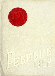 Page 1, 1952 Edition, Washington College - Pegasus Yearbook (Chestertown, MD) online yearbook collection