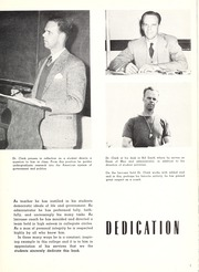 Page 11, 1952 Edition, Washington College - Pegasus Yearbook (Chestertown, MD) online yearbook collection