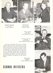 Page 15, 1952 Edition, Washington College - Pegasus Yearbook (Chestertown, MD) online yearbook collection