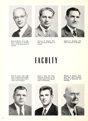 Page 16, 1952 Edition, Washington College - Pegasus Yearbook (Chestertown, MD) online yearbook collection