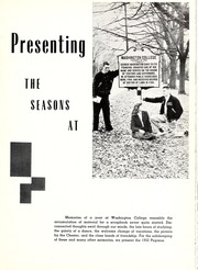 Page 5, 1952 Edition, Washington College - Pegasus Yearbook (Chestertown, MD) online yearbook collection