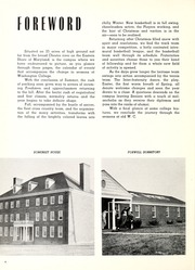 Page 8, 1952 Edition, Washington College - Pegasus Yearbook (Chestertown, MD) online yearbook collection