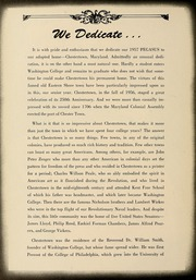Page 10, 1957 Edition, Washington College - Pegasus Yearbook (Chestertown, MD) online yearbook collection