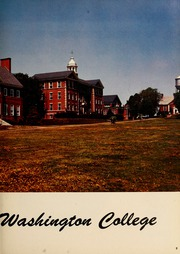 Page 13, 1957 Edition, Washington College - Pegasus Yearbook (Chestertown, MD) online yearbook collection