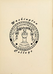 Page 5, 1957 Edition, Washington College - Pegasus Yearbook (Chestertown, MD) online yearbook collection