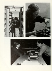 Page 10, 1974 Edition, Washington College - Pegasus Yearbook (Chestertown, MD) online yearbook collection
