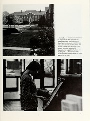 Page 11, 1974 Edition, Washington College - Pegasus Yearbook (Chestertown, MD) online yearbook collection