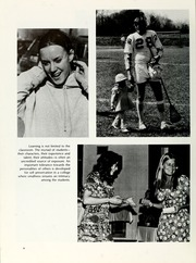 Page 12, 1974 Edition, Washington College - Pegasus Yearbook (Chestertown, MD) online yearbook collection