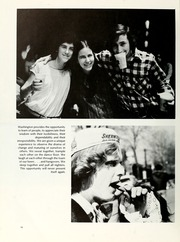 Page 14, 1974 Edition, Washington College - Pegasus Yearbook (Chestertown, MD) online yearbook collection