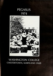 Page 5, 1974 Edition, Washington College - Pegasus Yearbook (Chestertown, MD) online yearbook collection