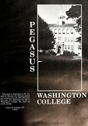 Page 5, 1981 Edition, Washington College - Pegasus Yearbook (Chestertown, MD) online yearbook collection
