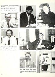 Page 16, 1983 Edition, Washington College - Pegasus Yearbook (Chestertown, MD) online yearbook collection
