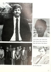Page 17, 1983 Edition, Washington College - Pegasus Yearbook (Chestertown, MD) online yearbook collection
