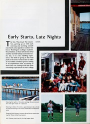 Page 12, 1988 Edition, Washington College - Pegasus Yearbook (Chestertown, MD) online yearbook collection