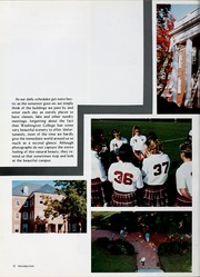 Page 16, 1988 Edition, Washington College - Pegasus Yearbook (Chestertown, MD) online yearbook collection