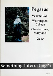 Page 5, 1988 Edition, Washington College - Pegasus Yearbook (Chestertown, MD) online yearbook collection
