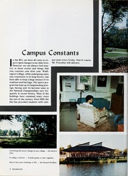 Page 8, 1988 Edition, Washington College - Pegasus Yearbook (Chestertown, MD) online yearbook collection