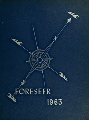 Page 1, 1963 Edition, Cape Cod Community College - Foreseer Yearbook (West Barnstable, MA) online yearbook collection