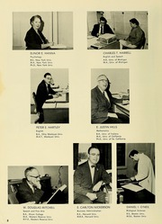 Page 12, 1963 Edition, Cape Cod Community College - Foreseer Yearbook (West Barnstable, MA) online yearbook collection