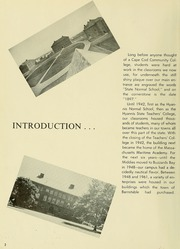 Page 6, 1963 Edition, Cape Cod Community College - Foreseer Yearbook (West Barnstable, MA) online yearbook collection