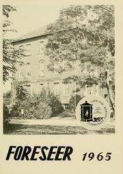 Page 5, 1965 Edition, Cape Cod Community College - Foreseer Yearbook (West Barnstable, MA) online yearbook collection