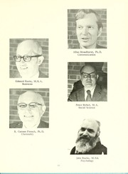Page 17, 1973 Edition, Cape Cod Community College - Foreseer Yearbook (West Barnstable, MA) online yearbook collection
