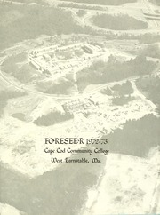 Page 5, 1973 Edition, Cape Cod Community College - Foreseer Yearbook (West Barnstable, MA) online yearbook collection