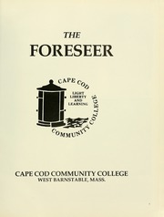 Page 5, 1984 Edition, Cape Cod Community College - Foreseer Yearbook (West Barnstable, MA) online yearbook collection