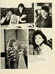 Page 13, 1986 Edition, Cape Cod Community College - Foreseer Yearbook (West Barnstable, MA) online yearbook collection