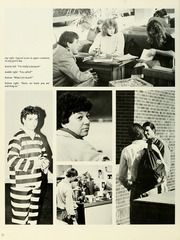Page 16, 1986 Edition, Cape Cod Community College - Foreseer Yearbook (West Barnstable, MA) online yearbook collection
