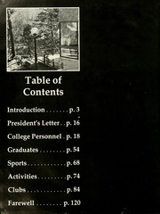 Page 6, 1986 Edition, Cape Cod Community College - Foreseer Yearbook (West Barnstable, MA) online yearbook collection