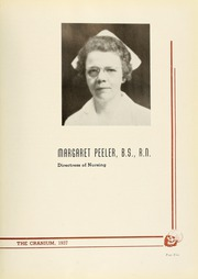 Page 9, 1937 Edition, Philadelphia Osteopathic Hospital School of Nursing - Cranium Yearbook (Philadelphia, PA) online yearbook collection