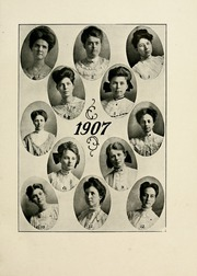 Page 15, 1907 Edition, Longwood College - Virginian Yearbook (Farmville, VA) online yearbook collection