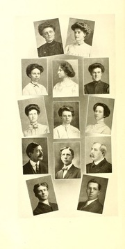 Page 10, 1910 Edition, Longwood College - Virginian Yearbook (Farmville, VA) online yearbook collection