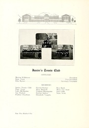 Page 218, 1921 Edition, Longwood College - Virginian Yearbook (Farmville, VA) online yearbook collection