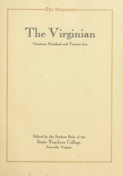 Page 9, 1925 Edition, Longwood College - Virginian Yearbook (Farmville, VA) online yearbook collection