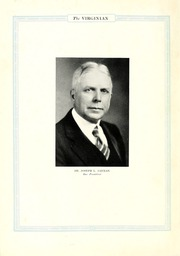 Page 6, 1932 Edition, Longwood College - Virginian Yearbook (Farmville, VA) online yearbook collection