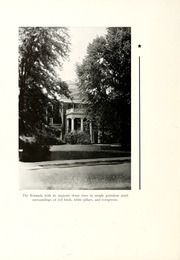Page 16, 1935 Edition, Longwood College - Virginian Yearbook (Farmville, VA) online yearbook collection