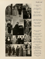 Page 16, 1937 Edition, Longwood College - Virginian Yearbook (Farmville, VA) online yearbook collection