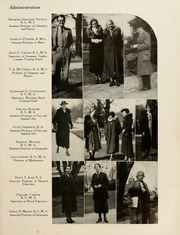 Page 17, 1937 Edition, Longwood College - Virginian Yearbook (Farmville, VA) online yearbook collection