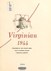 Page 7, 1944 Edition, Longwood College - Virginian Yearbook (Farmville, VA) online yearbook collection