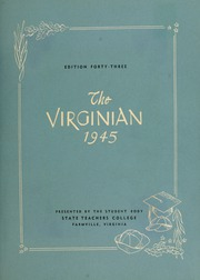 Page 7, 1945 Edition, Longwood College - Virginian Yearbook (Farmville, VA) online yearbook collection