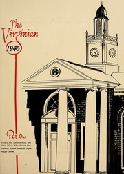 Page 13, 1946 Edition, Longwood College - Virginian Yearbook (Farmville, VA) online yearbook collection