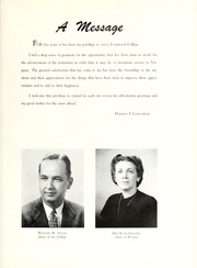 Page 13, 1951 Edition, Longwood College - Virginian Yearbook (Farmville, VA) online yearbook collection