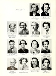 Page 14, 1951 Edition, Longwood College - Virginian Yearbook (Farmville, VA) online yearbook collection